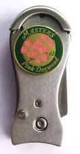 "2017 Augusta MASTERS ""PINK DOGWOOD"" BALL MARKER with SWB DIVOT TOOL"