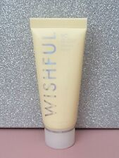 Wishful Yo Glow Enzyme Face Scrub 20ml New & Sealed