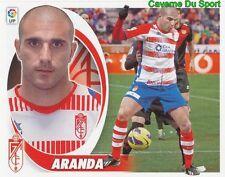 16 ARANDA ESPANA GRANADA.CF UPDATE MERCADO STICKER CROMO LIGA 2013 PANINI