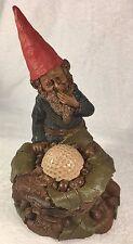 HOGAN 1984~Tom Clark Gnome-Figurine~Cairn Item #1033~Retired~Ed #22~COA~Story
