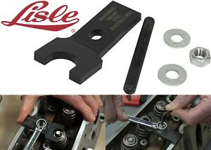 Lisle 16560 Valve Spring Compressor Tool for GM LS Engines New Free Shipping USA