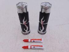 Kuryakyn ISO-Flame Handlebar Grips 6263