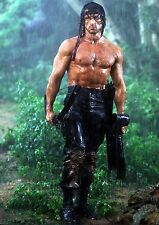 RAMBO A3 REPOSITIONAL FABRIC POSTER