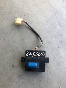1982 Yamaha Xs650 CDI/TCI Box