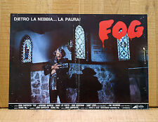 FOG fotobusta poster affiche John Carpenter Horror Church Priest 1980 CL40