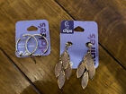 Claire's Accessories Clip On Earrings