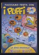 I PUFFI Facciamo Festa - come nuovo DVD 612