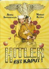 RARE / DVD - HITLER EST KAPUT avec MIKHAIL KRYLOV / NEUF EMBALLE