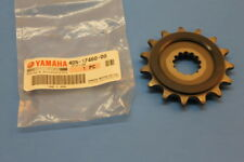 NOS YAMAHA MX250 MX400 DT1 DT2 DT250 DRIVE SPROCKET 15T PART# 4DN-17460-00-00