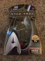 Vivid Star Trek Movie Nero Action Figure