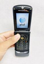 Motorola RAZR V3XX - Gray (AT&T ) GSM Flip Phone