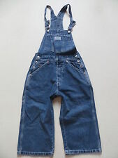 Levi's® Latzhose kurze Latz Jeans Hose, Gr. XS, W 26, vintage Shorts, OVERALL !