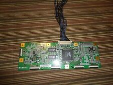 SHARP TCON BOARD V26C CO. CODE HP261X00600A PULLED FROM MODEL LC-26DV20U.