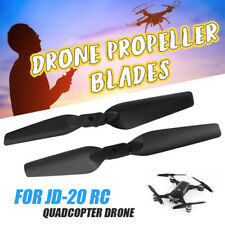 2PC Replace Propellers Blades Spare Parts For JD-20 JD20S RC Quadcopter Drone