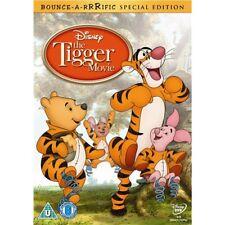 The Tigger Movie Special Edition (Winnie The Pooh) Region 4 New DVD