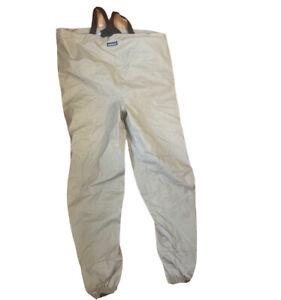 Vintage PATAGONIA 3XL XXXL Bib Footless Waders Fly Fishing Bib Overalls Pants