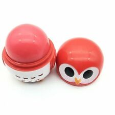 Fruit Candy Color Owl Moisturizing Sphere Lip Gloss Balm Natural Plant Lipstick