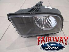07 thru 09 Mustang GT OEM Genuine Ford Halogen Head Lamp Light LEFT Driver NEW