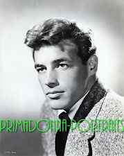 GUY MADISON 8X10 Lab Photo B&W HANDSOME Portrait '40s Sexy Early Publicity Shot