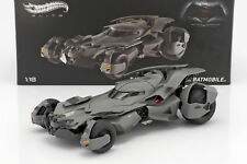 Batmobile Film Batman V Superman: Dawn Of Justice 2016 schwarz 1:18 HotWheels El