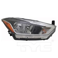 Halogen Headlight Front Lamp Right Passenger for 18-19 Nissan Kicks