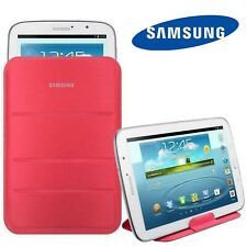 """GENUINE Samsung Galaxy Tab 3 10.1"""" Slim Tablet Stand Pouch Cover Carrying Case N"""