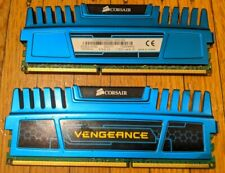 Corsair CMZ8GX3M2A1600C9B Vengeance 8 GB (2X4 GB) PC3-12800 1600mHz DDR3 DUAL