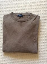 Gant Mens Jumper Size XL Lambswool Excellent Condition