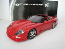 Callaway C12  rot  Autoart  1:18  OVP