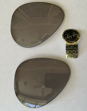 Original Baush&Lomb RB3025 58mm photochromic replacement lens right only