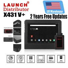 LAUNCH X431 V+ ScanPad Auto Diagnostic Scanner Scan Tool pro3 Key Programming