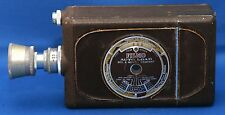 BELL & HOWELL Filmo Auto Load f/2.5 25mm Lens Vintage Movie Camera USA AS IS