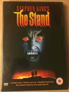 Stephen King's The Stand DVD 2 Disc (1994) Gary Sinise Rob Lowe *RARE*