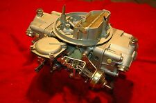 1971 4802 HOLLEY 142 DATED CORVETTE & CHEVELLE  454-425HP WITH AUTO TRANS