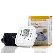 Health Care Monitors Tonometer Blood Pressure Upper Arm Digital 1 Pcs Pulse