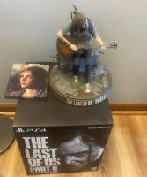 The Last of Us Part 2 II Collectors Edition PlayStation 4