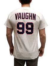 Rick Vaughn Wild Thing Jersey T-Shirt #99 Costume Ricky 80s Baseball Movie Gift