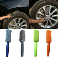 Auto Cleaner Brush Car Tyre Cleaning Brushes Tire Wheel Rim Wash Vehicle