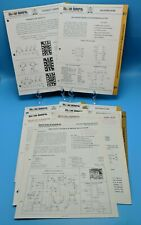 Lot of 9 SILICON GENERAL Integrated Circuit ICs Transistor Application Notes 70s