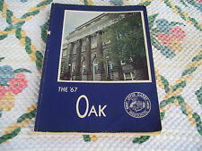 1967 UPPER DARBY HIGH SCHOOL YEARBOOK PA UPPER DARBY PENNSYLVANIA THE OAK