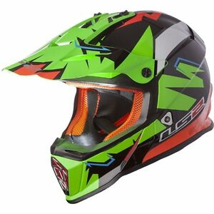 *FREE SHIPPING* LS2 FAST MINI & V2 MINI Youth Offroad Dirt Helmet ALL COLOR