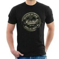 Marshall amplifier logo T-Shirt Vintage Gift For Men Women Funny Tee New Gift