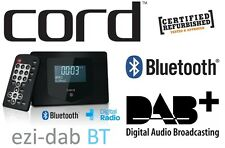 Cord Digital Ezi-Dab BT Bluetooth DAB+/FM Radio Tuner Adaptor for amplifier *RFB