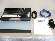 Nice FOR-A HVS-300HS Video Switcher with 30PCIN input card, Hanabi/Panasonic HD