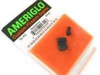 Ameriglo Front Rear Hackathorn Sight System For Glock 17 19 22 23 24 26 GL-433