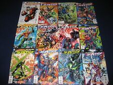 Justice League 0-52 Complete Run 23.1-23.4 & Futures End 1 & Variants DC New 52