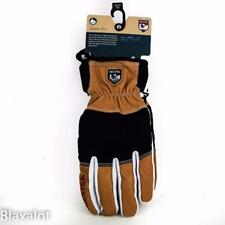 Hestra Mens Alpine Pro Model ARMY Ski Snowboard Leather Gloves 10 XL New