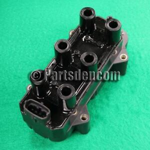 IGNITION COIL FITS HOLDEN VECTRA JS II X25XE 2.5L 6CYL 99-01 0221503017 90541062