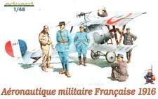 French AF Crew/Aeronautique MILITAIRE Francaise 1916 (NIEUPORT SPAD) 1/48 Eduard