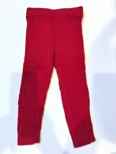 Nwt Gymboree Cable Knit. Footless Tights 18-24 Months